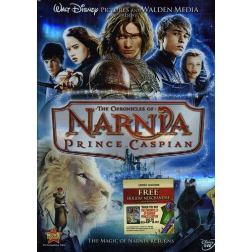 CHRONICLES OF NARNIA PRINCE CASPIAN (DVD/WS 2.40/SP-FR-BOTH)
