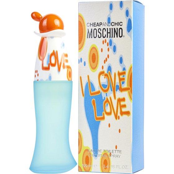58b1957c25 Moschino - Moschino I Love Cheap and Chic Eau de Toilette, Perfume ...