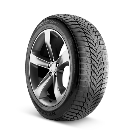 nexen winguard sport 2 winter performance tire 245 40r19 98v. Black Bedroom Furniture Sets. Home Design Ideas