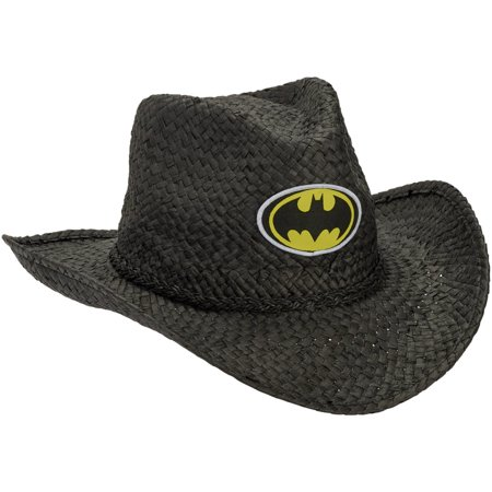 33517031 Batman - Men's Batman Cowboy Hat - Walmart.com