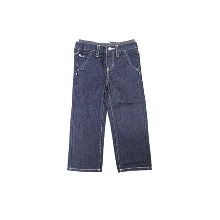 c38e3f5a Lee Dungarees Boys Size 3T Relaxed Fit Straight Leg Jeans, Rinse -  Walmart.com