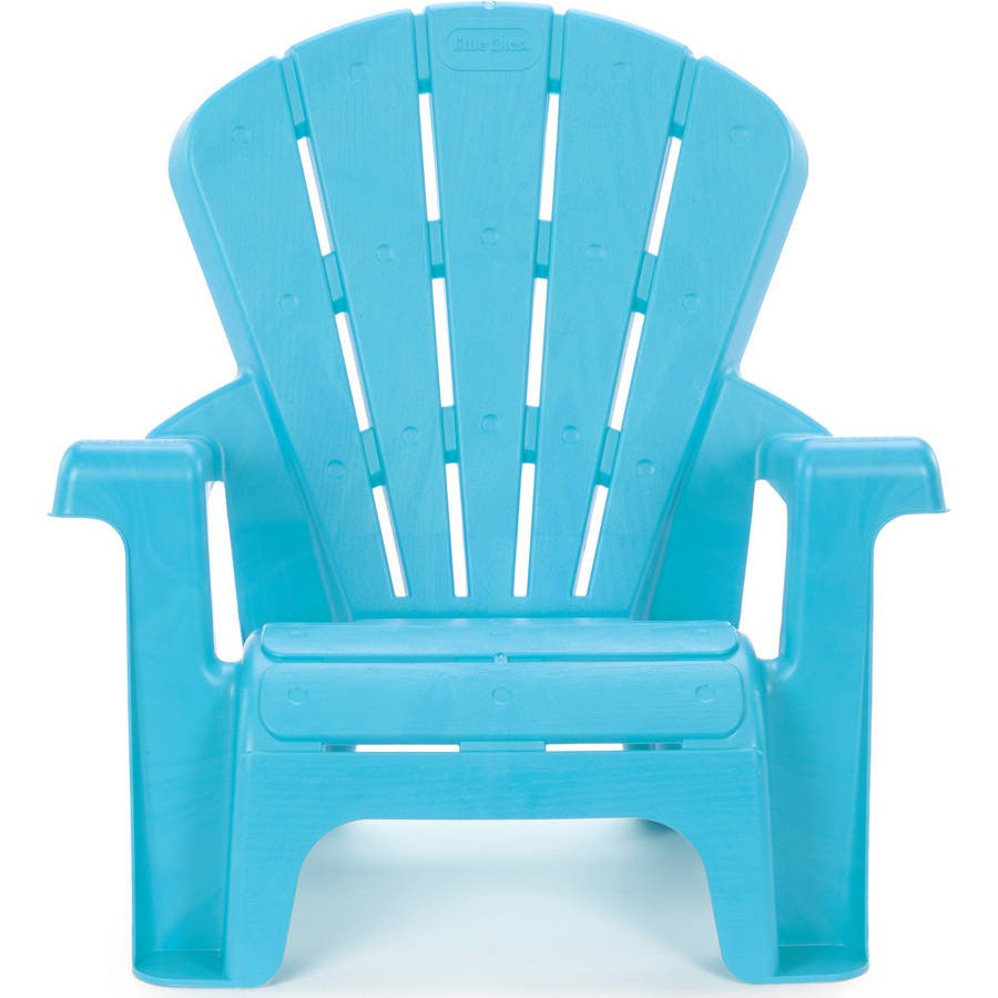 Little Tikes Garden Chair Light Blue by MGA Entertainment