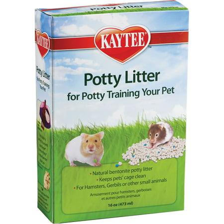 Super Pet-Potty Litter 16 Oz - Hamster Litter