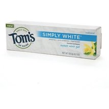 Toothpaste: Tom's of Maine Simply White