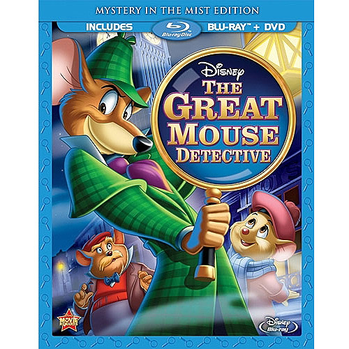 The Great Mouse Detective: Special Edition (Blu-ray + DVD) (Widescreen)