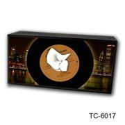 Caravelle Designs TC-6017 Frank Chicago Tissue Box Cover