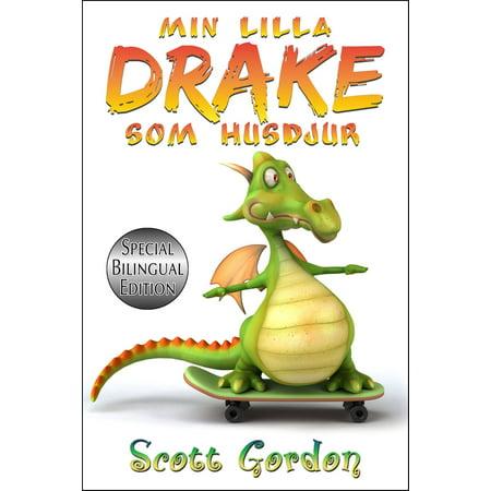Min Lilla Drake som Husdjur - eBook