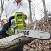 Sun Joe iON16CS-CT Cordless Chainsaw , 16 inch , 40V , Brushless Motor (Core Tool Only)
