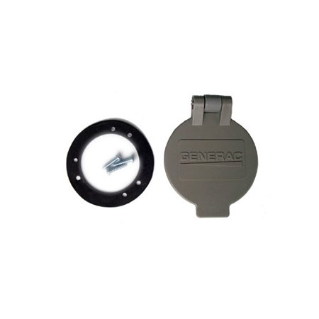 Generator Power Inlet Box - Generac 6393 Flip Lid for Power Inlet Boxes