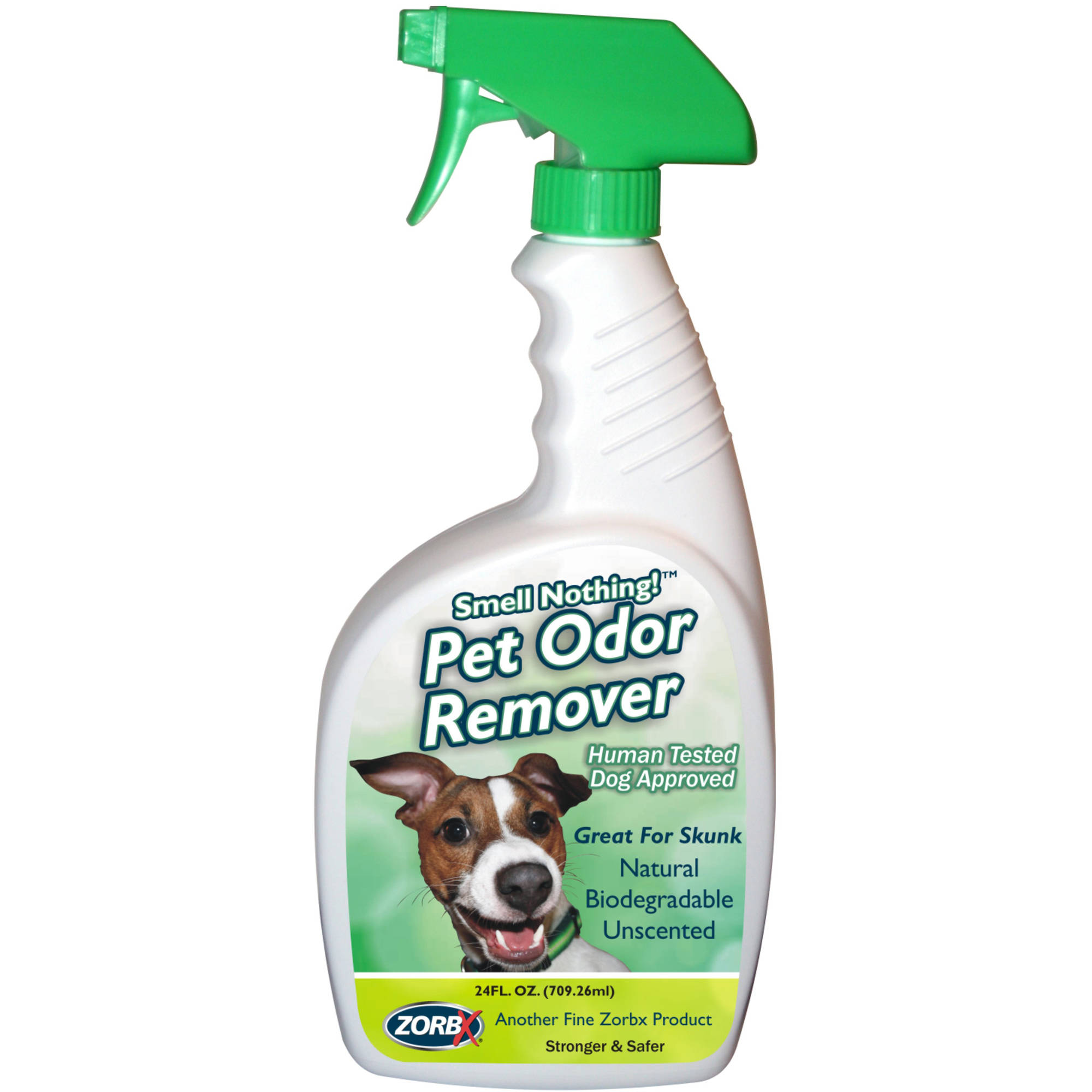 ZORBX Smell Nothing Pet Odor Remover, 24 oz