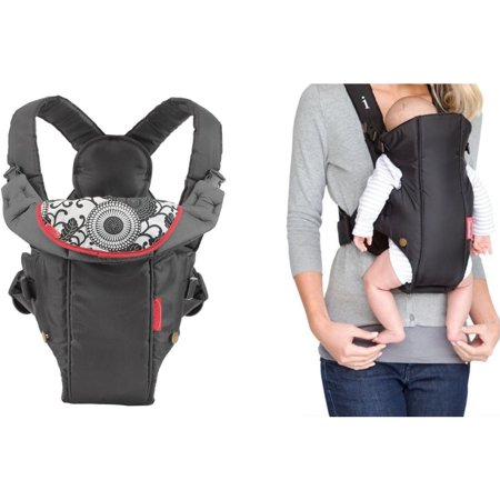 High Quality Pouch Style Baby Carrier With Adjustable Back Strap