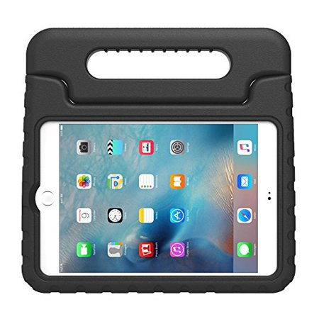 iPad Mini 4 Case, Mosiso Safe Kido Series Convertible Handle Light Weight Super Protective Stand Cover Case for iPad Mini 4 [2015 Release],