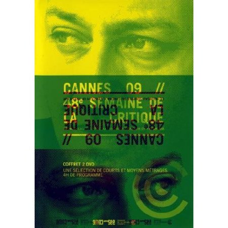 Cannes 09 Short Films - 48th Critics' Week Lineup - 2-DVD Set ( Together / Noche adentro / C'est gratuit pour les filles / Tulum / Slitage (Kuluttava suh [ - Halloween Le Film 2