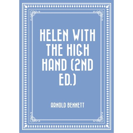 Helen with the High Hand (2nd ed.) - eBook
