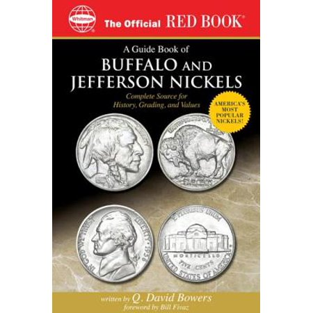 - A Guide Book of Buffalo and Jefferson Nickels - eBook