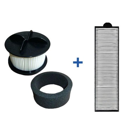 - Replacement Vacuum Filter Kit for Bissell ( 203-2587 Filter & 32076 HEPA Filter)