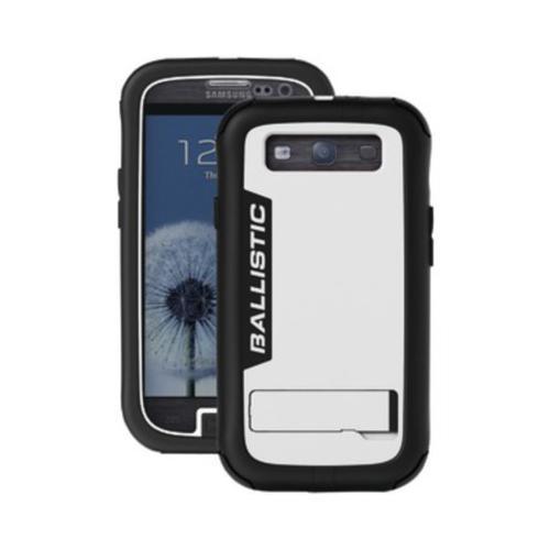 BALLISTIC EV0951-M385 Samsung(R) Galaxy S(R) III Every1 Case with Holster (Black/White)