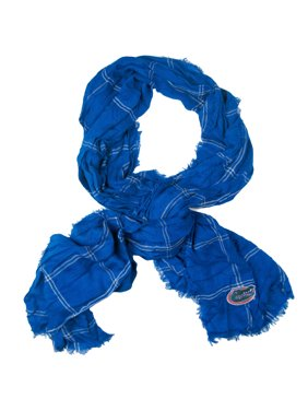 Florida Gators ZooZatz Women's Grid Iron Scarf - No Size