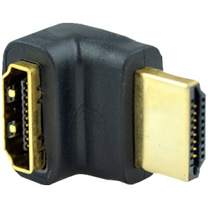 HDMI RIGHT ANGLE ADAPTER UP 90 DEGREE - Hdmi Right Angle Adapter