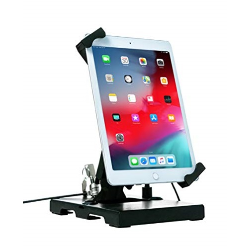 "CTA Digital Flat-Folding Tabletop Security Stand for 7-14"" Tablets"