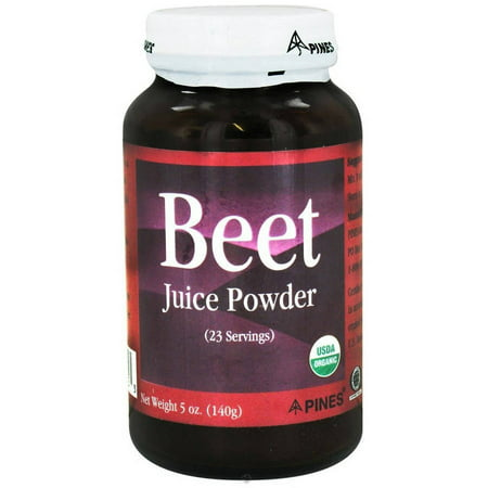 Pines International Beet Juice Powder Organic, 5