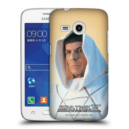 Official Star Trek Spock The Voyage Home Tos Hard Back Case For Samsung Phones 6