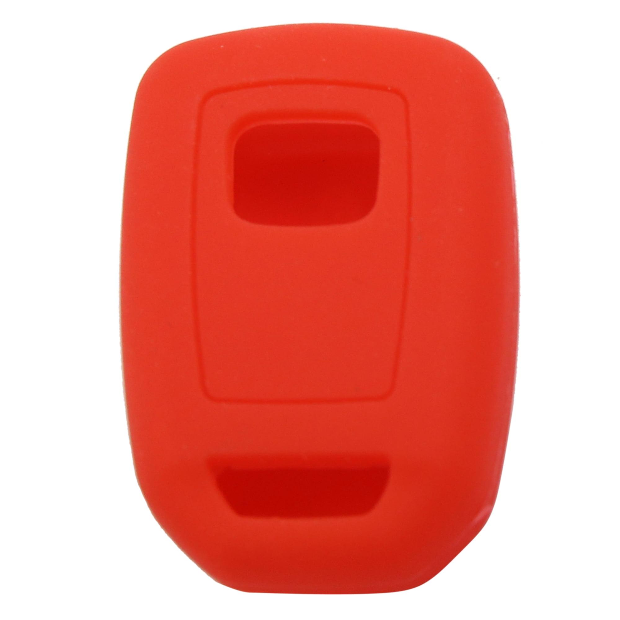 Voiture silicone rouge Télécommande Housse pour Honda Crider Spirior Jade civique - image 1 de 3
