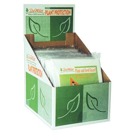 Dewitt PG12 12' x 10' Plant & Seed -