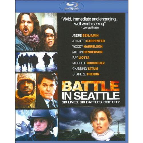 Battle In Seattle (Blu-ray) (Widescreen)
