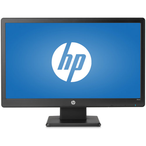 "HP 20"" LED Backlit LCD Monitor (20WM Black)"