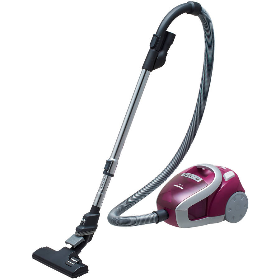 Panasonic Lightweight Compact Bagless Canister Vacuum
