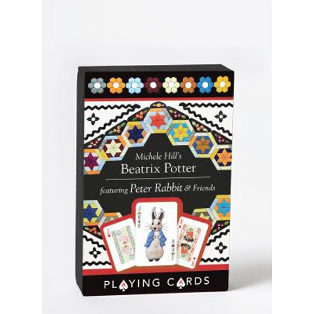 Pack Single Card - Michele Hill's Beatrix Potter Playing Cards Single Pack