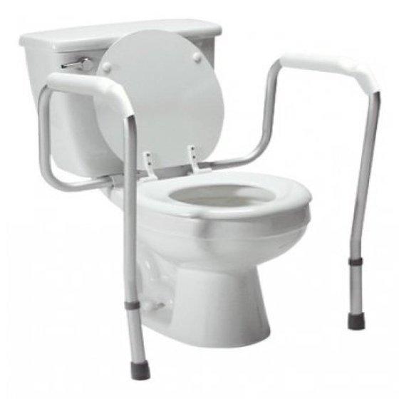 Toilet Rails