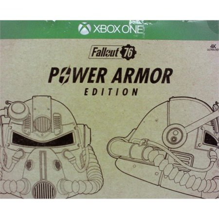 Refurbished Fallout 76 Power Armor Edition - Xbox One - Fallout Armored Vault Suit