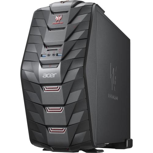 Acer Predator G3-710 Desktop Computer Intel Core i5 i5-7400 3 GHz 12 GB DDR4 SDRAM 1 TB HDD 128 GB SSD Windows 10 Home... by Acer