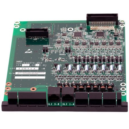 NEC 1100021 Analog Station Card
