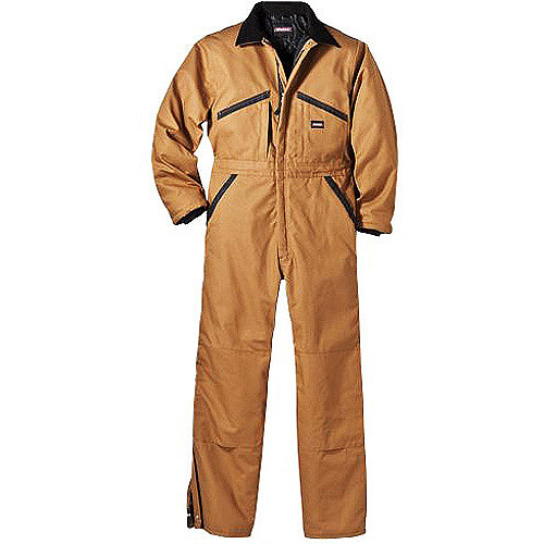 Genuine Dickies Big Men's Insulated Duck Coverall