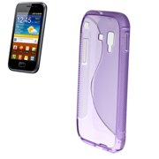 TPU Gel Case For Samsung It can protect your phone from the scratch