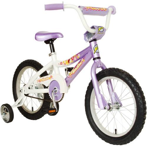 Piranha 16 quot girls bike walmart com