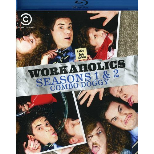Workaholics: Season 1 & 2 Combo Doggy Pack (Blu-ray) (Widescreen)