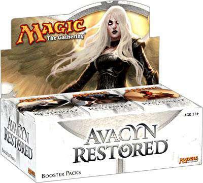 Magic The Gathering Avacyn Restored Booster Box [Korean]