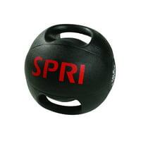 SPRI 07-71554 (PBDG-8R 8 lb. Dual Grip Xerball
