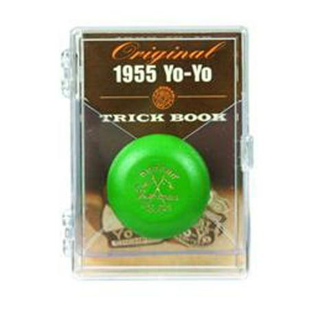 Duncan Vintage 1955 Tournament Replica Yo-Yo Gift Box - Green