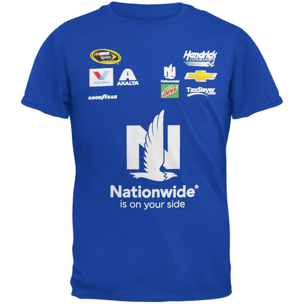 Dale Earnhardt Jr. # 88 Uniform Costume Adult T-Shirt by