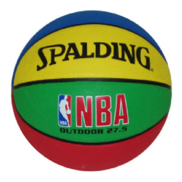 "27.5"" Jr Nba Basketball by SPALDING SPORTS DIV RUSSELL"