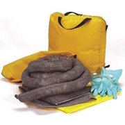 ENPAC 1307-YE LS Spill Kit, Carrying Bag, 8 gal., Oil Only