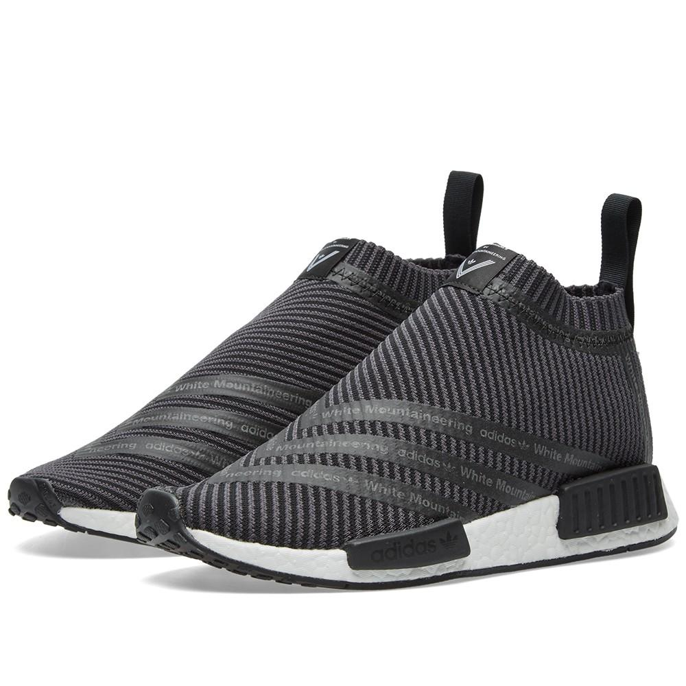 Adidas WM NMD CITY SOCK 'WHITE MOUNTAINEERING' - S80529