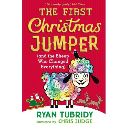 The First Christmas Jumper and the Sheep Who Changed Everything - eBook ()