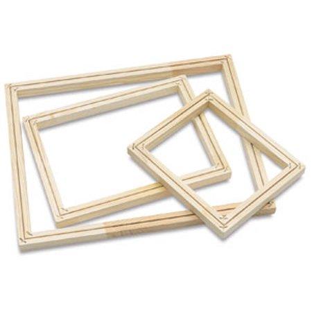 Blick Wooden Screen Frames <nobr>Without Fabric</nobr> - Walmart.com