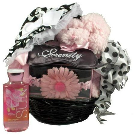 Gift Basket Drop Shipping BeBa Bella Baby, Baby Girl Gift Basket For Mom And